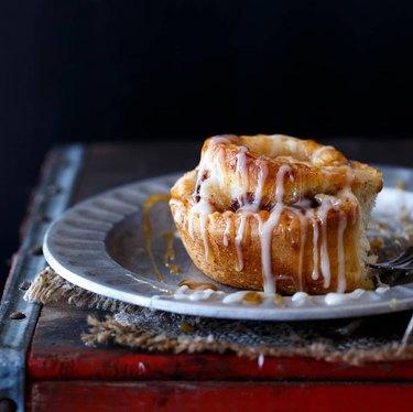 Shared Appetite Leftover Apple Pie Cinnamon Buns