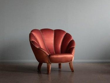 vintage 1920s chair