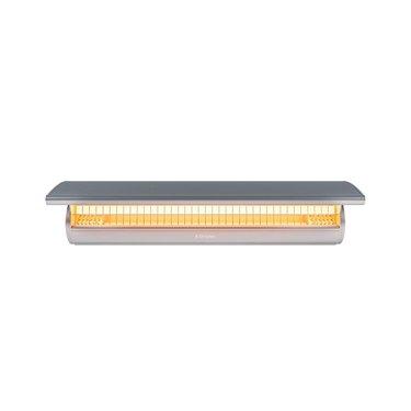 Dimplex 2000-Watt Stainless Steel Infrared Electric Heater,