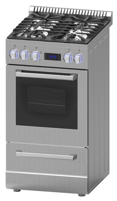 """Avanti 20"""" Deluxe small stove"""