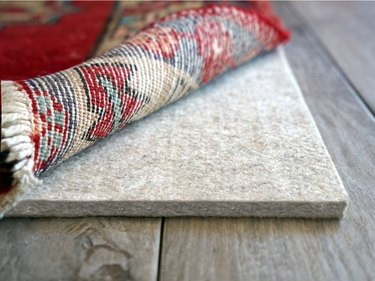 soundproofing rug pad