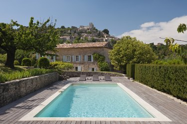 Artist's house in Provence, France