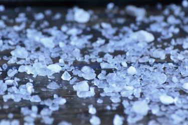 How to Dispose of Rock Salt