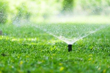 Automatic Garden Lawn sprinkler