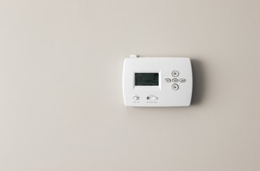 Digital Home Thermostat