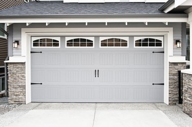 What Is the Standard Size of a Two-Car Garage?