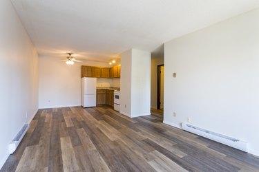 Empty Vacant Apartment Room