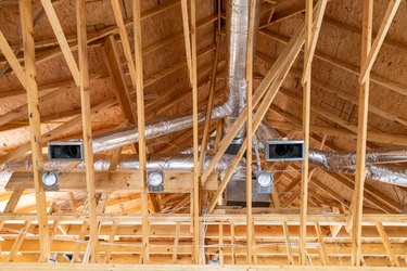 How to Calculate A/C Ductwork Size