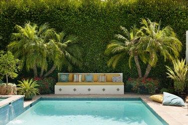 Santa Monica home of textile and interior designer Kathryn Ireland