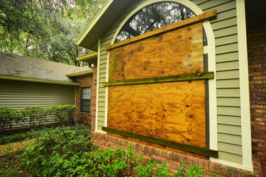 How to Protect Your Windows During a Hurricane — Storm Shutters and Other Strategies