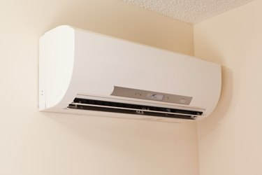 Mini-Split Heat Pump Heating and Air Conditioning Unit