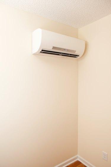 Mini-Split Heat Pump Heating and Air Conditioning Unit