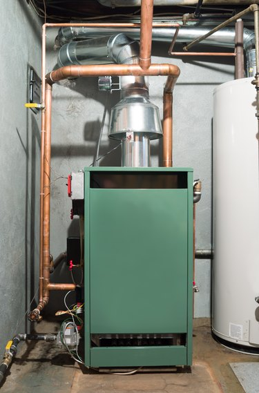 New home heating system