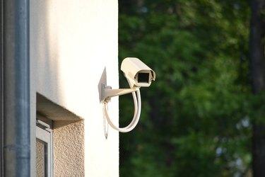 Surveillance, security camera, CCTV