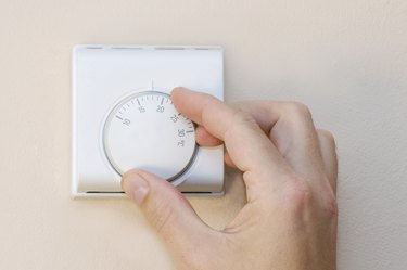 Simple Home Thermostat