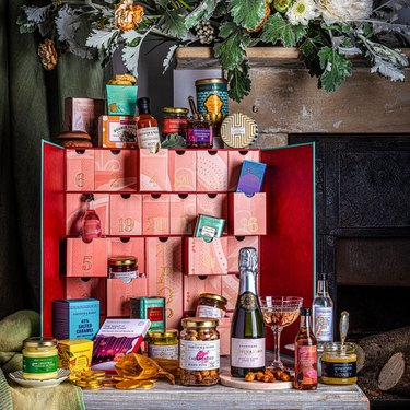 Food and drink advent calendar
