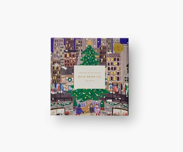 rifle paper co. Holiday Jigsaw Puzzle