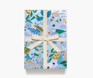 Rifle Paper Co. Garden Party Silver Wrapping Roll