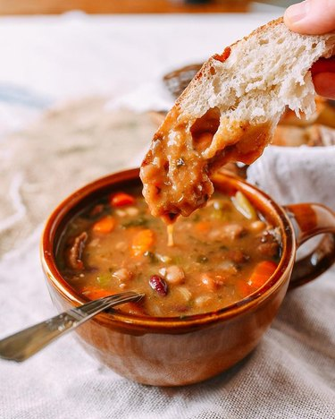 The Woks of Life's Ham and Bean Soup