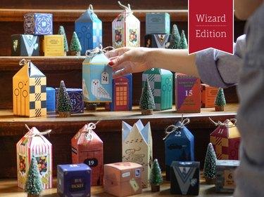 My Calendar Love Printable Wizard Advent Calendar
