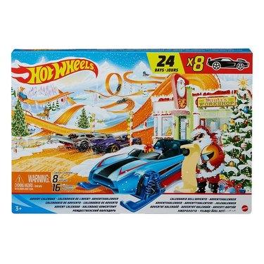 Mattel Hot Wheels Advent Calendar