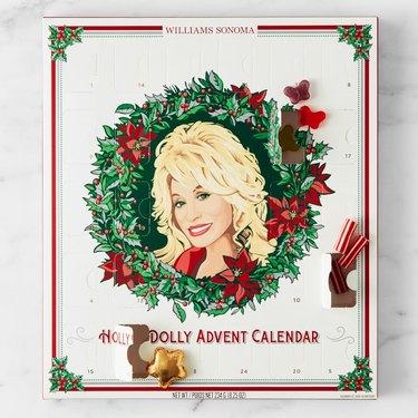 Williams Sonoma Dolly Parton Advent Calendar