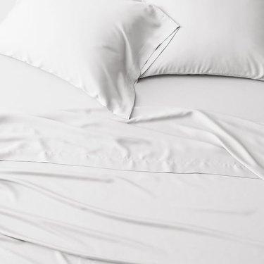 West Elm Silky TENCEL Sheet Set & Pillowcases