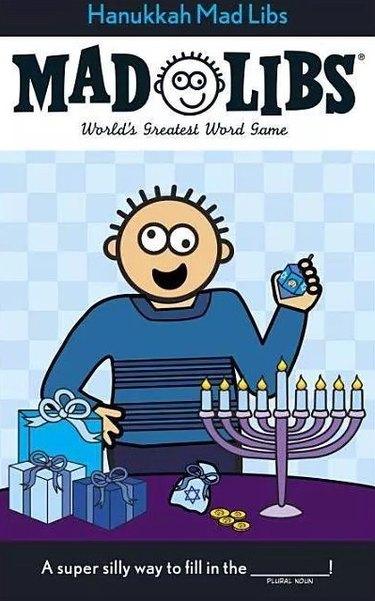 Mad Libs for Hanukkah