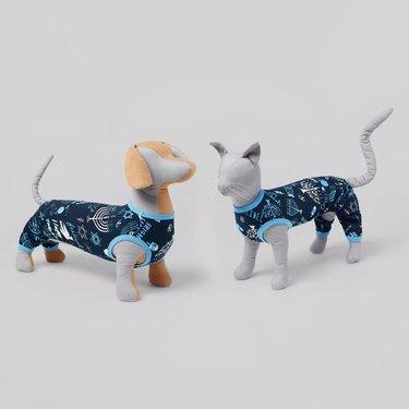 Animal pajamas