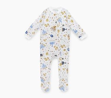 Kids Hanukkah pajamas