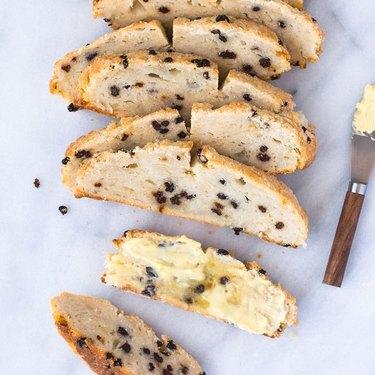 What the Fork Gluten-Free Irish Soda Bread