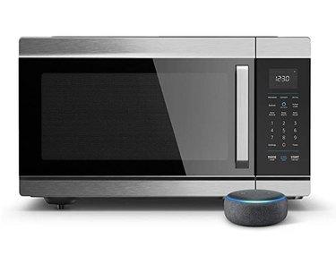 Smart oven plus Echo Dot