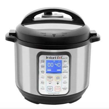 smart instant pot pressur cooker
