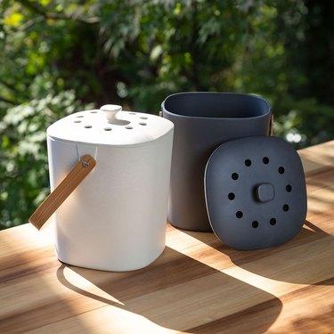 Bamboozle Portable Compost Bin
