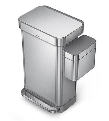 Simplehuman 4-Liter Compost Caddy