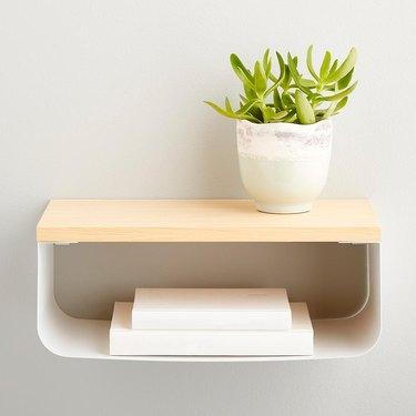 wall mounted nighstand