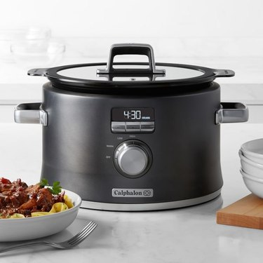 Calphalon Digital Saute 5-Qt Slow Cooker