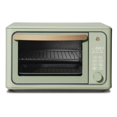 Beautiful 6-Slice Touchscreen Air Fryer Toaster Oven