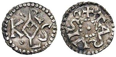 roman coin artifact