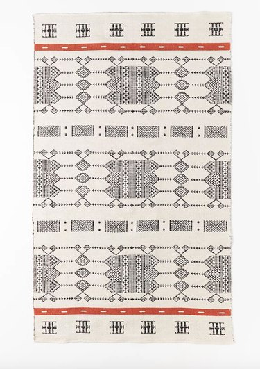 Lemieux et Cie Handwoven Indoor/Outdoor Rug, starting at $68