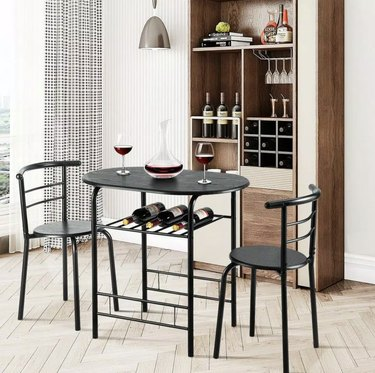 Compact Bistro Dining Table