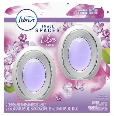 Febreze Small Spaces Lilac and Violet Air Freshener