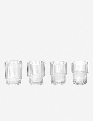 ripple glassware set
