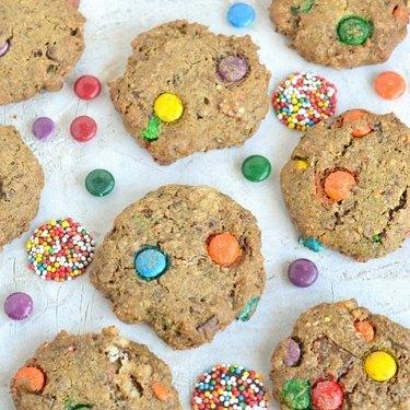 Melinda Strauss Passover Kitchen Sink Cookies