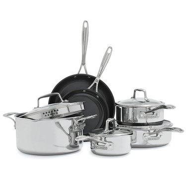 Zwilling 10-piece cookware set