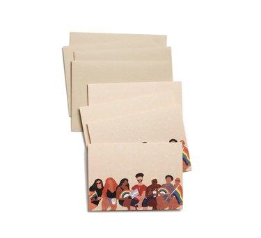 Package Free x AYA PAPER CO. Pride 365 Card Set