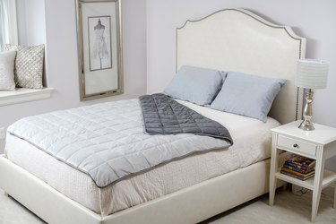 Luxome Integrated Cover Weighted Blankets