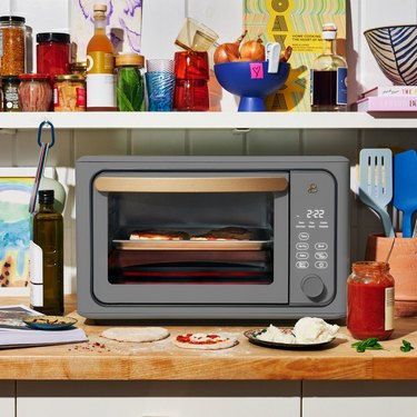 Beautiful 6 Slice Touchscreen Air Fryer Toaster Oven