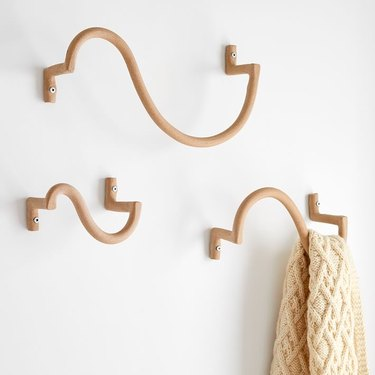 SIN Overunder Wall Hook, $48-$88