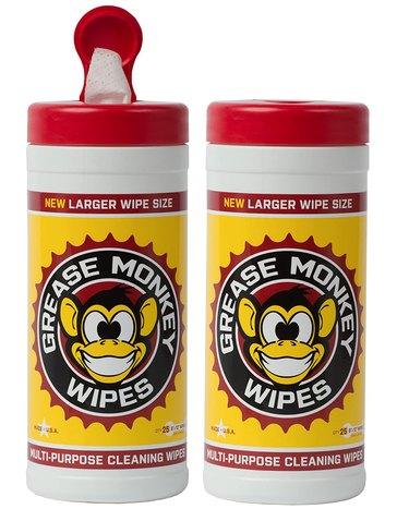 Grease Monkey Wipes